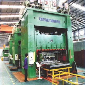 板材成形液压机冲压生产线