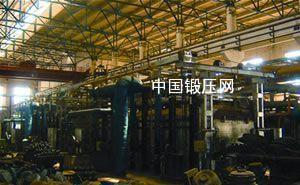 推杆式热处理生产线