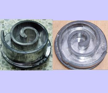 高效节能空调涡旋压缩器关键部件―涡旋盘制造技术