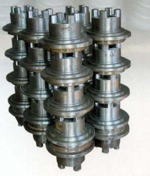 液压机械配件图片