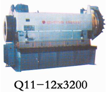 Q11-12X剪板机