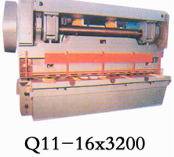 Q11-16X剪板机