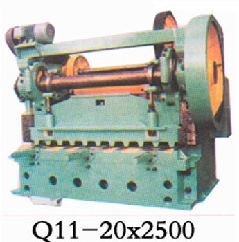 Q11-20X剪板机(棒料剪)