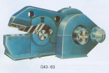 Q43系列鳄鱼式剪断机