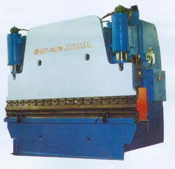 WS67Y系列数显液压板料折弯机