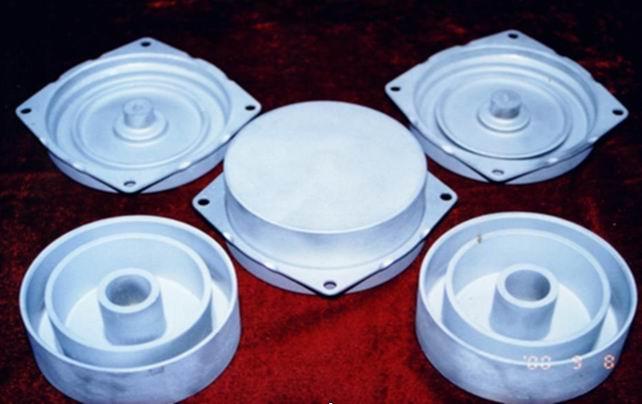 安全气囊气体发生器铝合金壳体