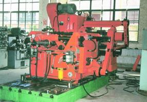 ZGD系列自动辊锻机