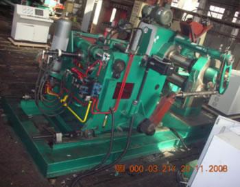 D43-370带机械手的全自动型辊锻机