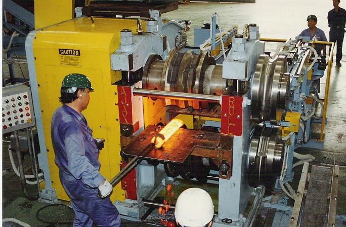 我想干一个重工机械公司,包括铸锻件,机加工等,...