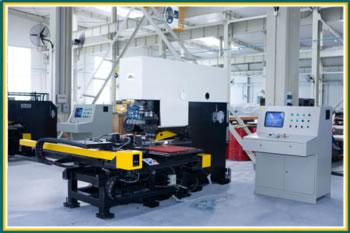 PPR103型数控液压冲孔机
