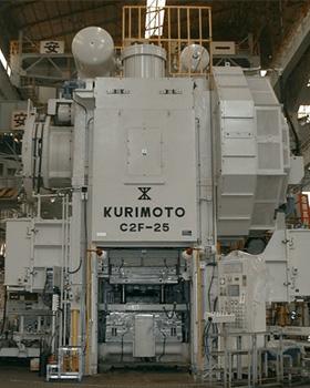 热模锻压力机C2F-25