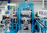 250公吨的FMK精整压力机