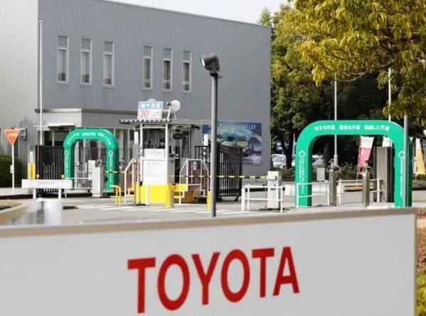 丰田14家工厂将全部停产,多家车企跟进!