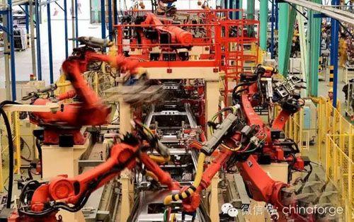 机器人产业发展规划 发布