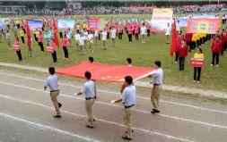 东风锻造有限公司隆重举办第三届职工运动会