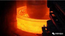 仿形轧环!5件大型环锻件一次性轧制成功!