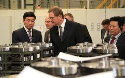 大众天津零部件工厂投产