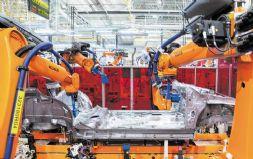 去年这十个省的汽车产能占全国的2/3