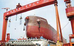 """中国造船业有了""""2025规划"""""""