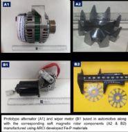 可降低汽车部件成本,印度研发新工艺制成高磁化强度铁磷合金