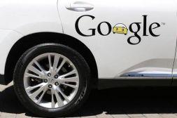 谷歌无人车上路测试 自动驾驶来了!