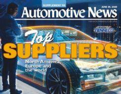 2020年全球汽车零部件百强榜新鲜出炉