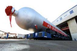 中国一重刷新世界锻焊加氢反应器制造纪录!