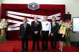 辉门汽车零部件在上海成立亚洲第一技术中心