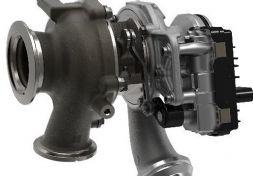 博世马勒涡轮增压器供应宝马三缸发动机