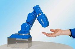 日本安川电机研发出36厘米工业机器人