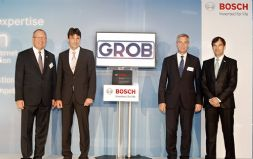 GROB-WERKE 荣获博世供应商奖项