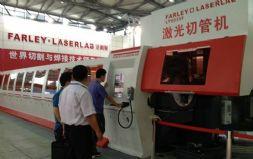 华工法利莱推出全自动高档激光切管生产线