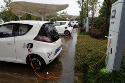 上海新能源车上半年销量猛增888%