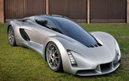 全球首辆3D打印跑车诞生 百公里加速只需2秒