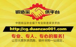 中国锻造采供平台正式上线