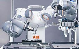 ABB:工业机器人竞逐4.0时代 技术创新确立竞争力