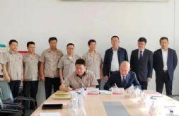 中国一重与包钢西创签订央地百对企业结对协作协议