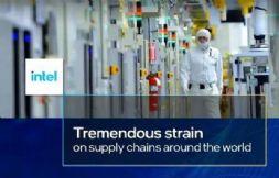 英特尔计划在欧投资800亿欧元提高芯片产能