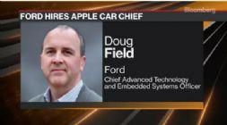 苹果汽车遭「斩首」?高级副总裁跳槽福特,1年离职4位高管
