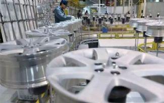 长沙戴卡首期年产300万个铝车轮