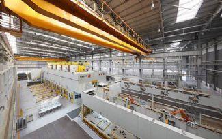"""德国宝沃""""工业4.0""""智能工厂在华成功应用"""