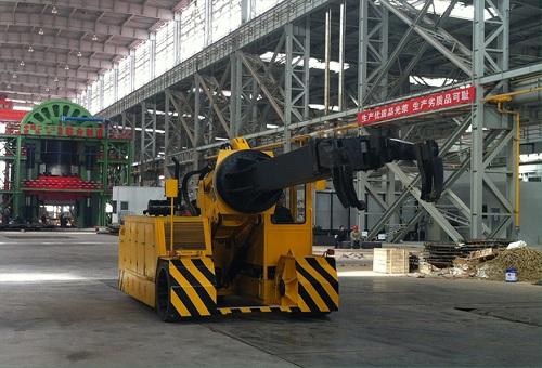 华东机械的悬臂机器人品种繁多,全液压重载机器人以其更加灵活,精度更图片
