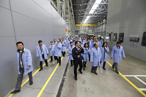 大连舒勒集团待遇_舒勒大连现代化扩建新厂正式落成中国产业经