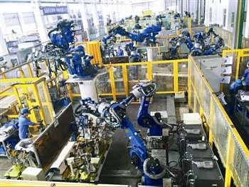 """华达科技把机器人用""""活""""了""""/"""