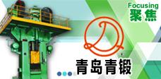 EPC-8000型电动螺旋压力机――青锻引领行业发展